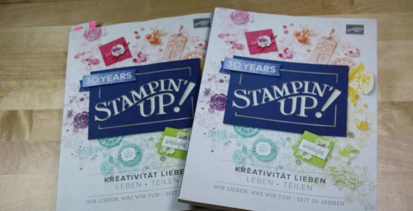 Stampin`Up! Jahreskatalog