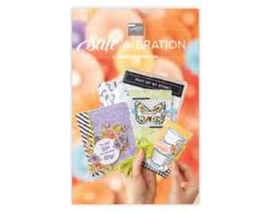 Heft Stampin´Up! SALE A BRATION 2019